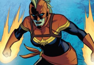 Kaptan Marvel Kimdir?