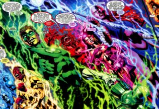 Green Lantern Yemini Nasıldır?